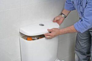 تصليح مرحاض افرنجي